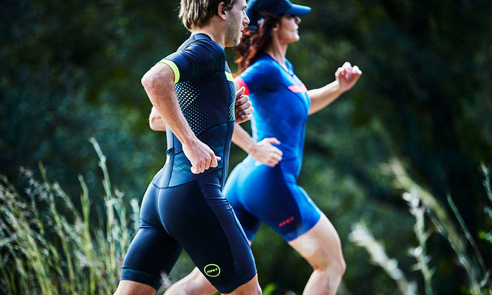 Introducing Zone3 Triathlon Gear
