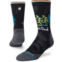 STANCE  Run Feel 360 With Infiknit Grateful Dead Crew Socks