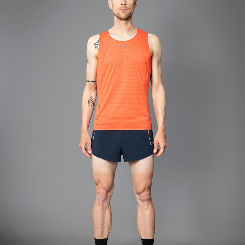 Gore Split Shorts #2
