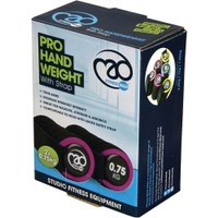 FITNESS-MAD  Pro Hand Weight With Strap 0.75KG