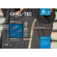 ODLO  Essential Chill Tec Tee