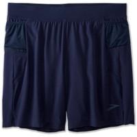 BROOKS  Sherpa 7in Twin Shorts