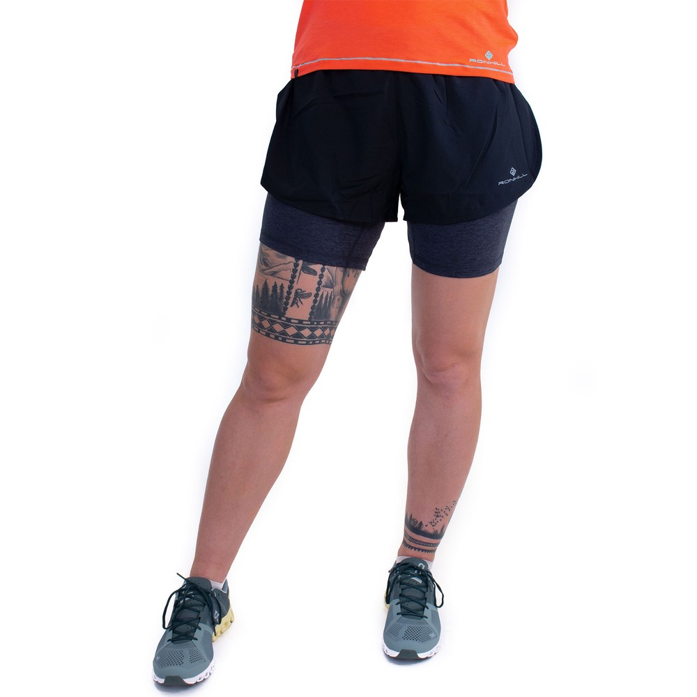 Ronhill Tech Twin Shorts #4