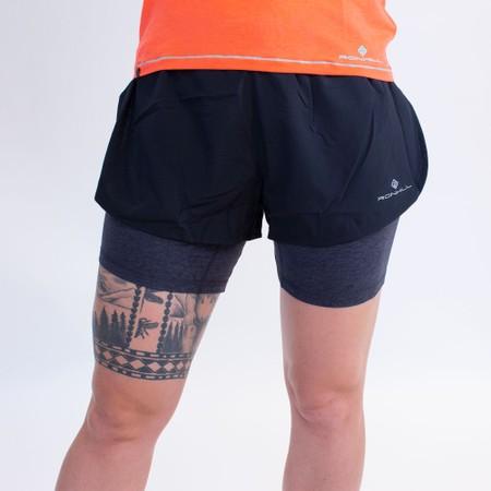 Ronhill Tech Twin Shorts #5