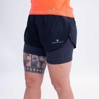 RONHILL  Tech Twin Shorts