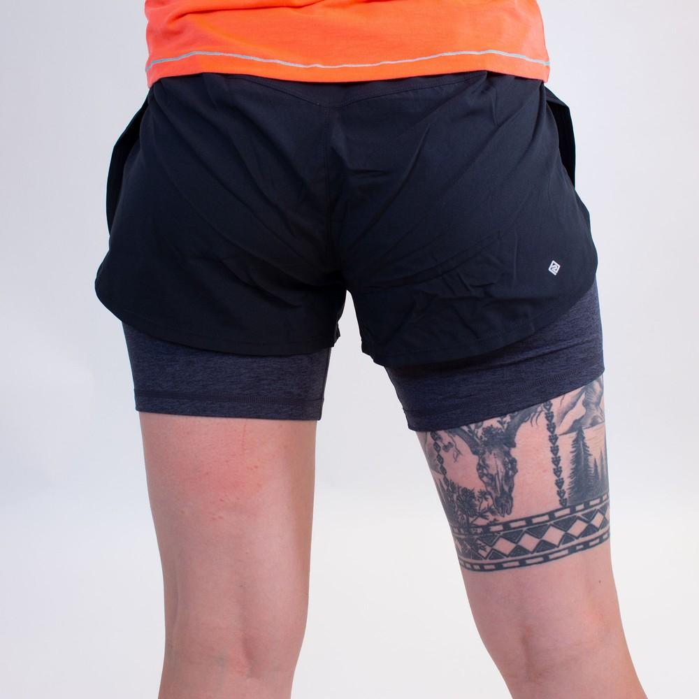 Ronhill Tech Twin Shorts #6