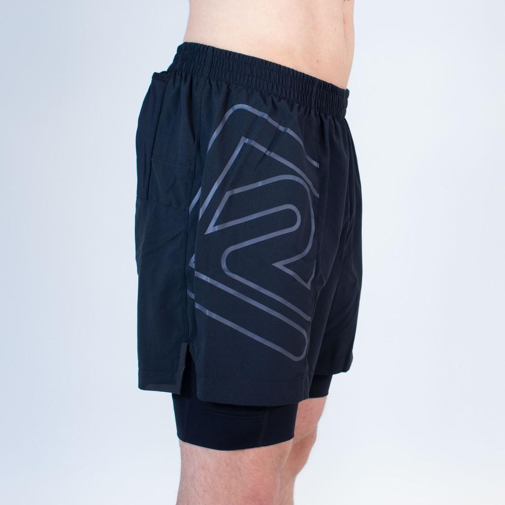 Ronhill Tech Marathon Twin Shorts #6