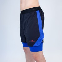 RONHILL  Tech Revive  Twin Shorts 5in