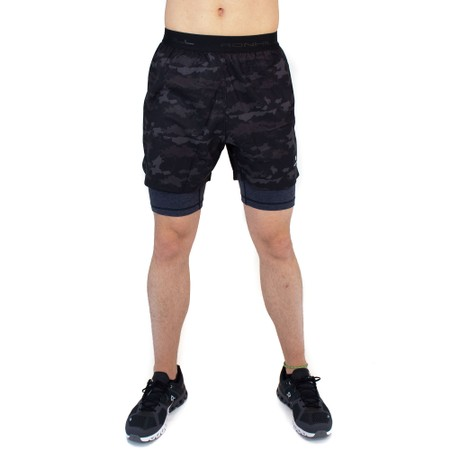 Ronhill Life Twin Shorts 5in #4