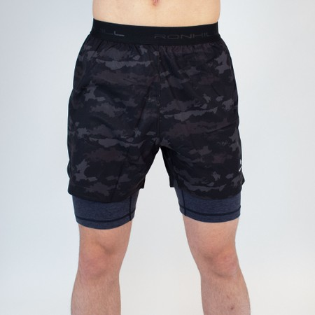 Ronhill Life Twin Shorts 5in #5