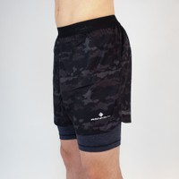 RONHILL  Life Twin Shorts 5in