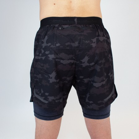 Ronhill Life Twin Shorts 5in #6