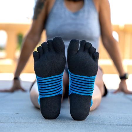 Injinji Run Leightweight Mini-Crew Toe Socks #5