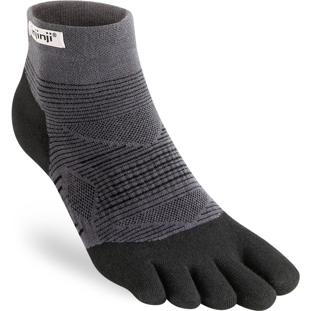Injinji Run Leightweight Mini-Crew Toe Socks #1