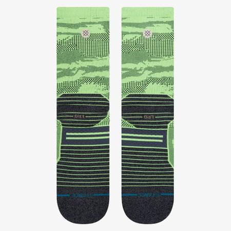 Stance Run Feel 360 With Infiknit Crew Socks #10