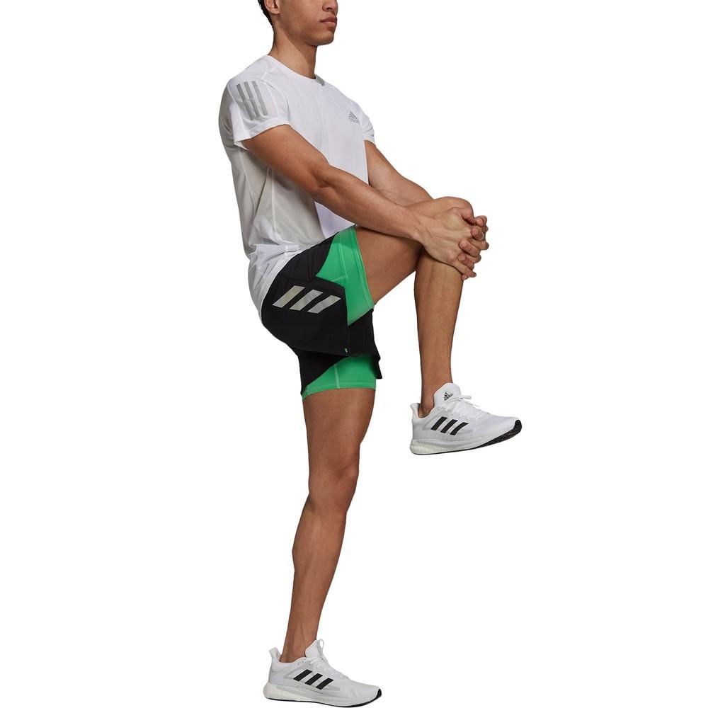 Adidas Primeblue Twin 7in Shorts #1
