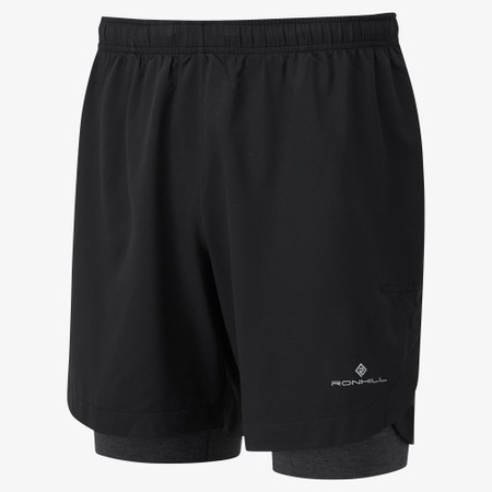 Ronhill Life Twin 7in Shorts #1