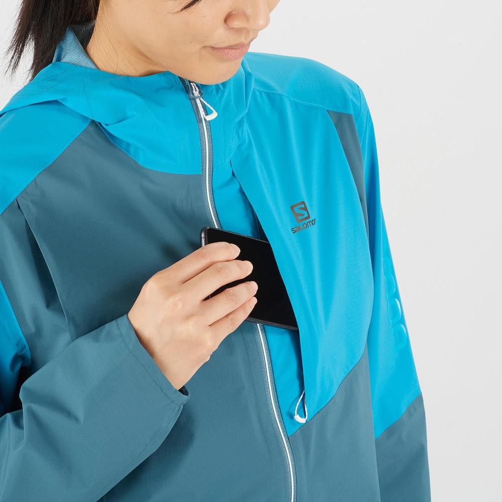 Salomon Bonatti Trail Jacket #8