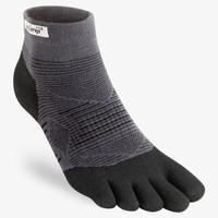 INJINJI  Run Lightweight Mini-Crew Toe Socks