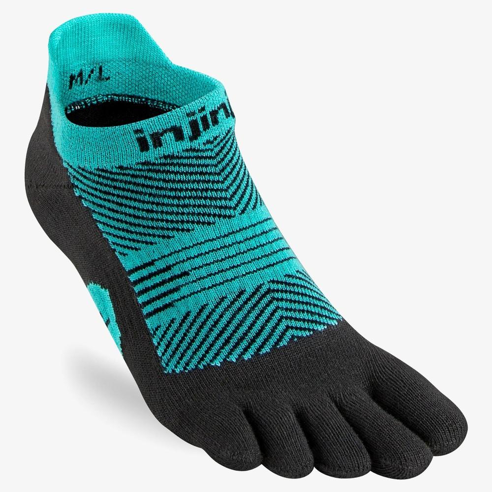 Injinji Run Lightweight No Show Toe Socks #5