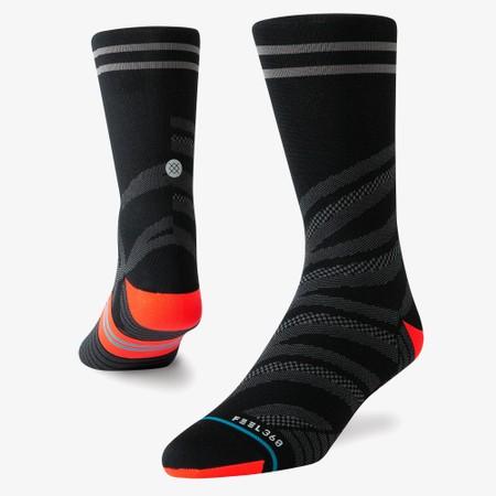 Stance Run Lite Crew Socks #1