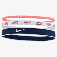 NIKE  Mixed Width Hairbands 3 Pack