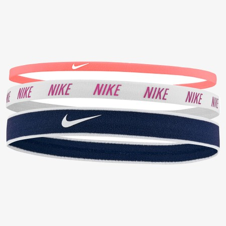 Nike Mixed Width Hairbands 3 Pack #1