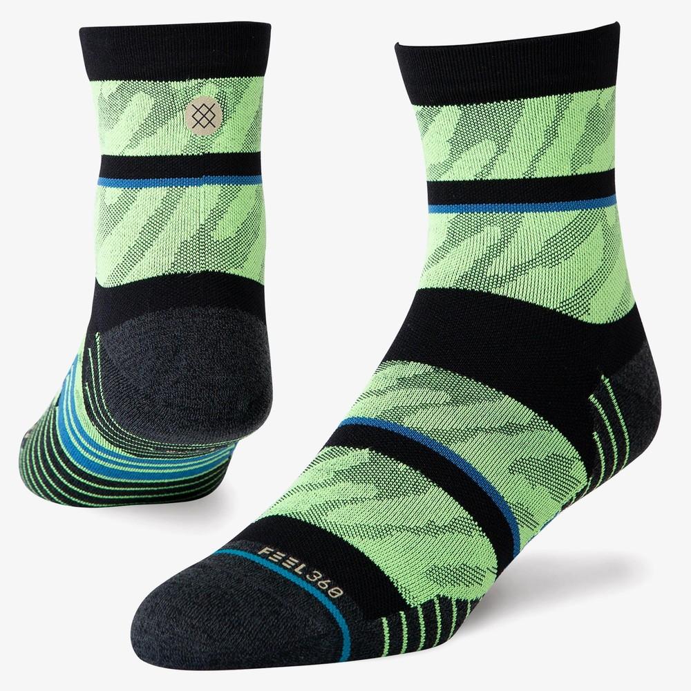 Stance Run Feel 360 With Infiknit Ultralight Cushion Quarter Socks #4