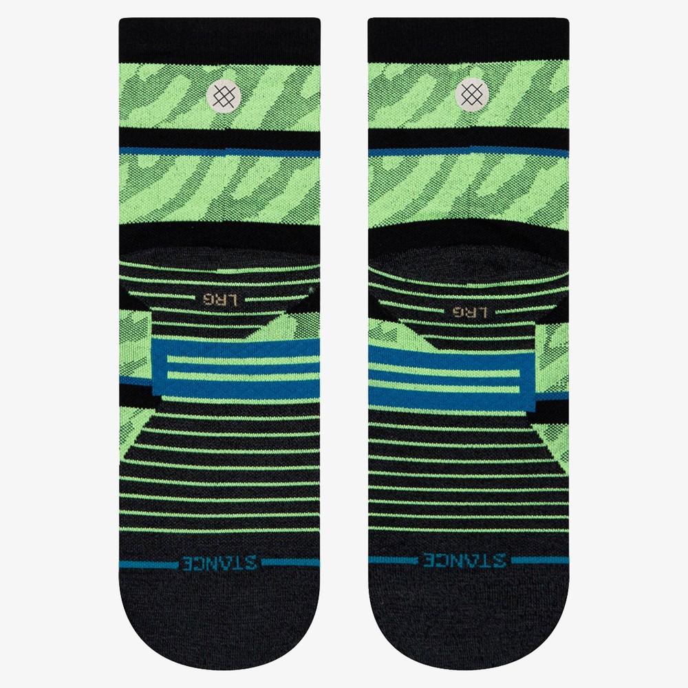 Stance Run Feel 360 With Infiknit Ultralight Cushion Quarter Socks #6