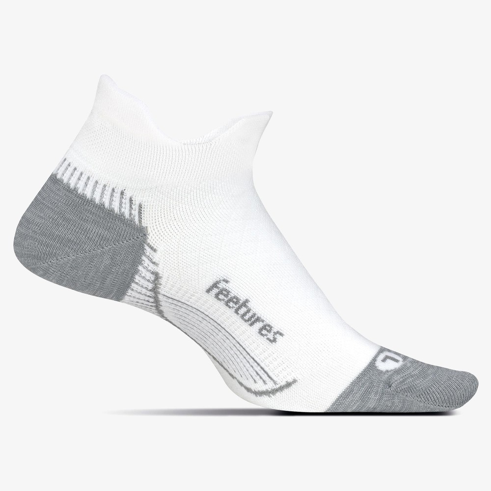 Feetures Elite Ultra Light Plantar Fasciitis No Show Socks #2