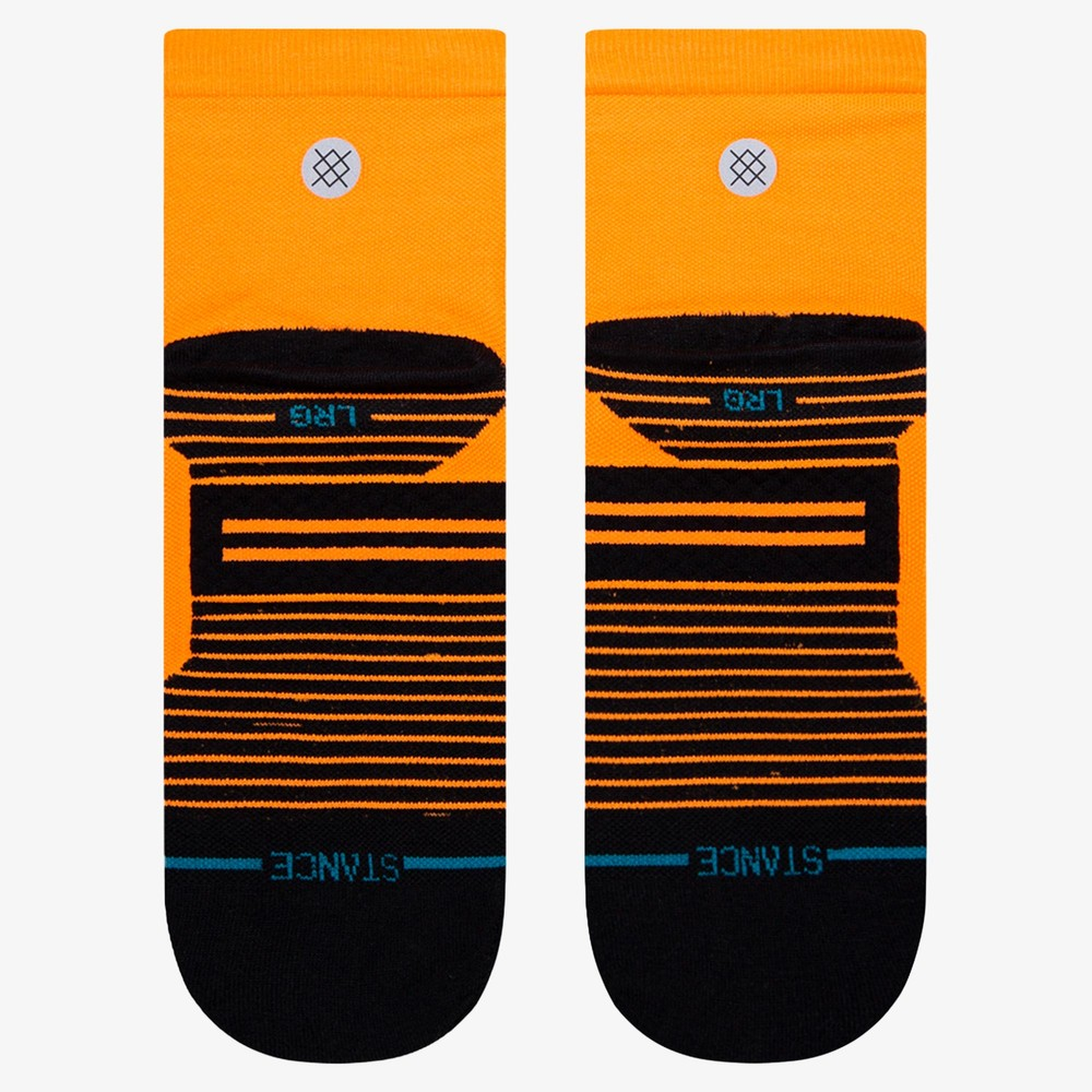 Stance Run Feel 360 With Infiknit Ultralight Cushion Quarter Socks #3