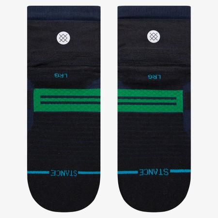 Stance Run Feel 360 With Infiknit Quarter Socks #3