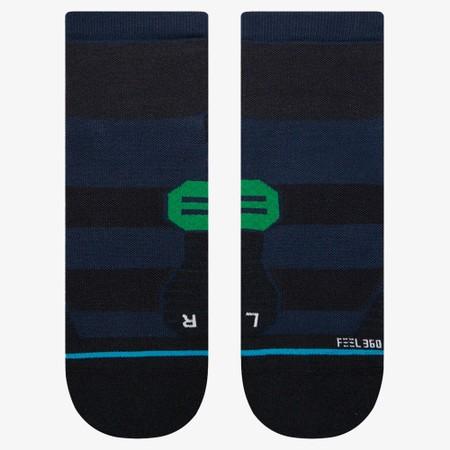 Stance Run Feel 360 With Infiknit Quarter Socks #2