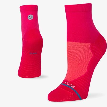 Stance Run Feel 360 With Infiknit Ultralight Cushion Quarter Socks #1