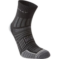 HILLY  Twin Skin Minimum Cushioning Anklet Socks