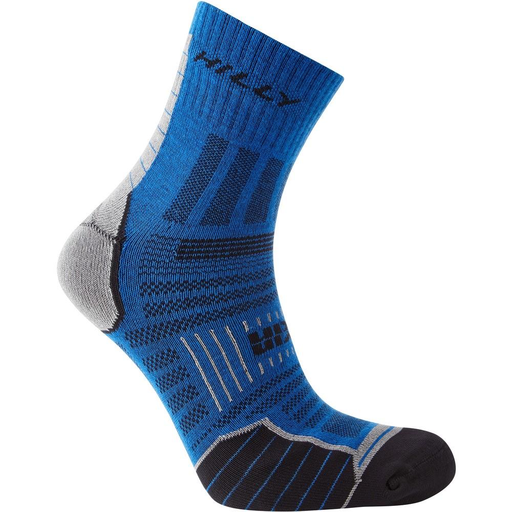 Hilly Twin Skin Minimum Cushioning Anklet Socks #2