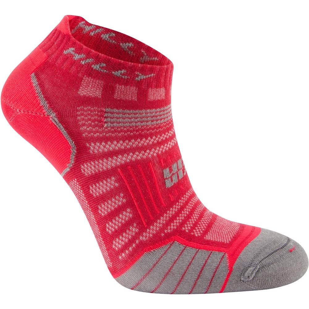 Hilly Twin Skin Minimum Cushioning Socklets #4
