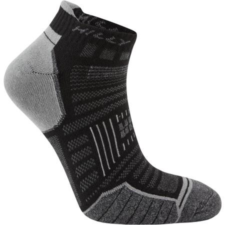 Hilly Twin Skin Minimum Cushioning Socklets #6