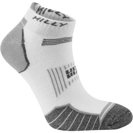 Hilly Twin Skin Minimum Cushioning Socklets #8