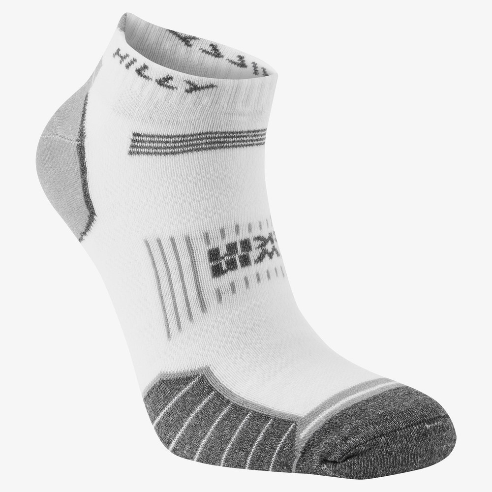 Hilly Twin Skin Minimum Cushioning Socklets #7