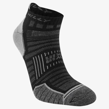 Hilly Twin Skin Minimum Cushioning Socklets #5