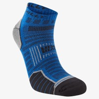 HILLY  Twin Skin Minimum Cushioning Socklets