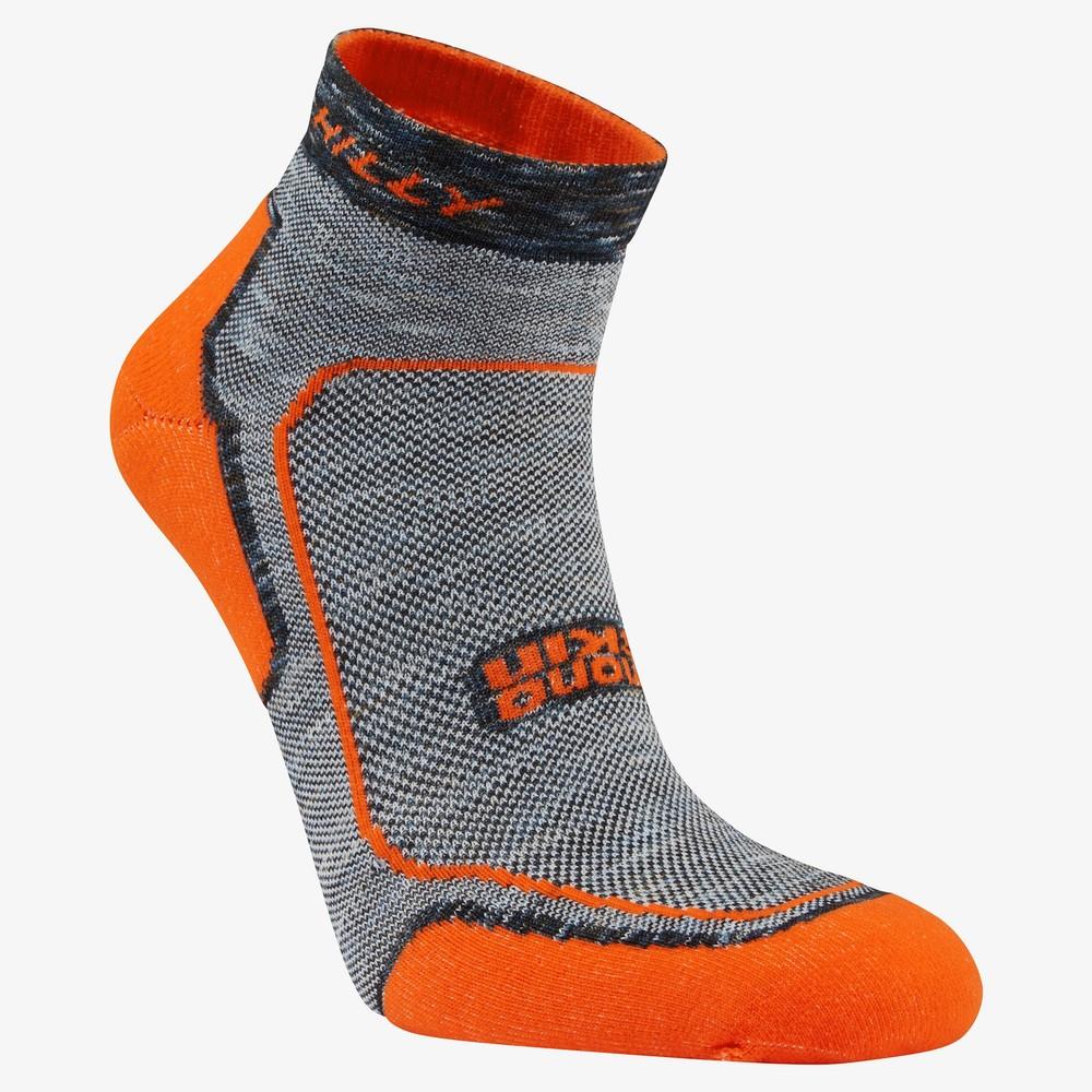 Hilly Lite Comfort Quarter Socks #1