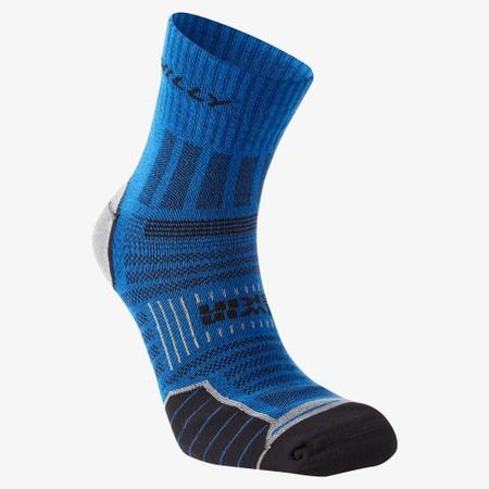 Hilly Twin Skin Minimum Cushioning Anklet Socks #1