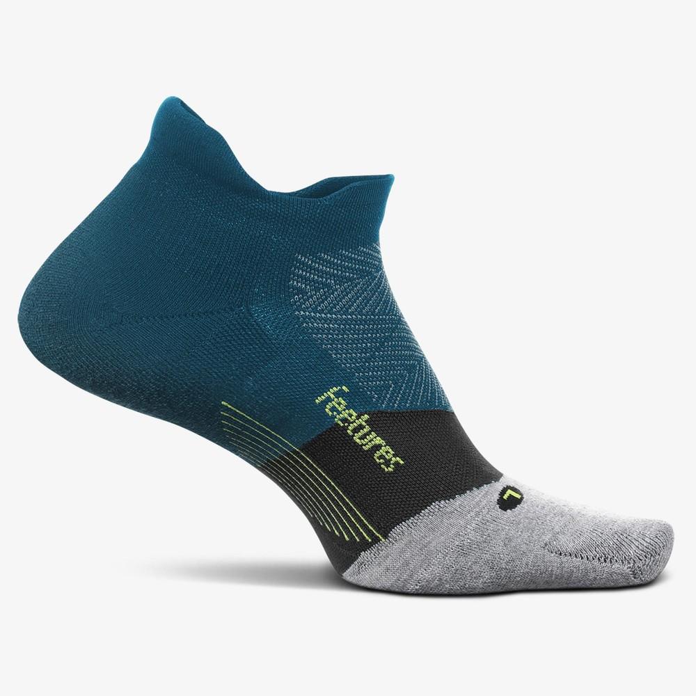 Feetures Elite Light Cushion No Show Socks #12