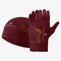 RONHILL  Beanie and Gloves Set