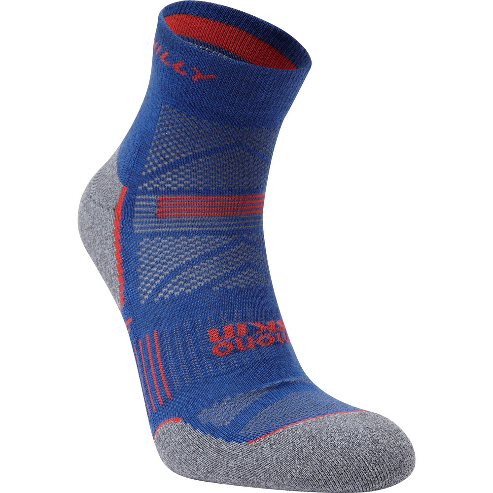 Hilly Supreme Medium Cushioning Anklet Socks #3
