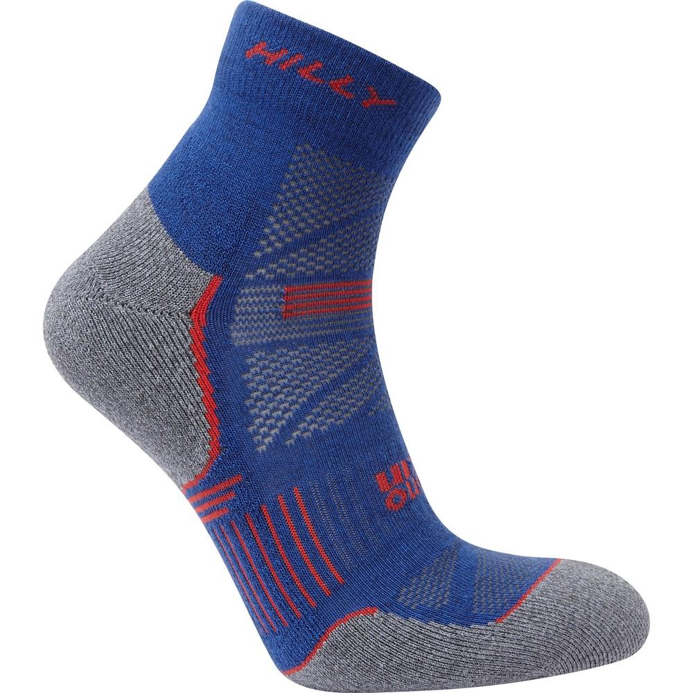 Hilly Supreme Medium Cushioning Anklet Socks #4