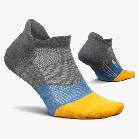 Feetures Elite Light Cushion No Show Socks #13