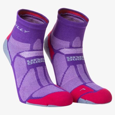 Hilly Marathon Fresh Minimum Cushioning Anklet Socks #3